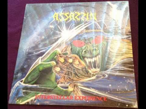 Assassin - Interstellar Experience (Full Album 1988) [VINYL RIP]
