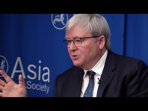 Kevin Rudd on U.S.-China Relations in 2019
