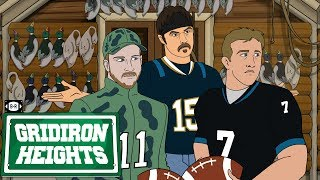 "Wentz Helps Foles Get His ""Big Nick Energy"" Back 