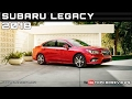 2018 Subaru Legacy Review Rendered Price Specs Release Date