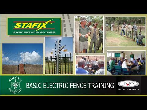 Basic Electric Fencing Training