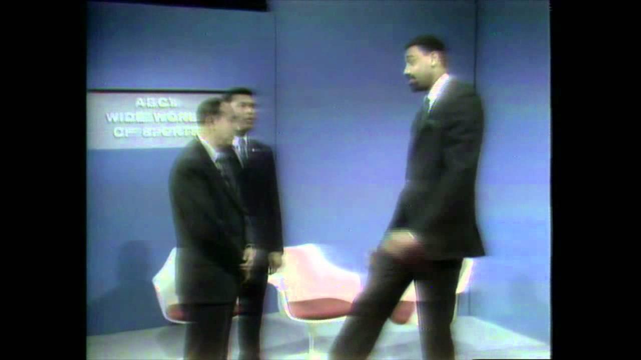 Muhammad Ali & Wilt Chamberlain