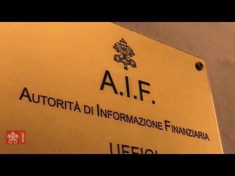 Autorità Informazione Finanziaria vaticana, Rapporto 2019, 2020-07-03