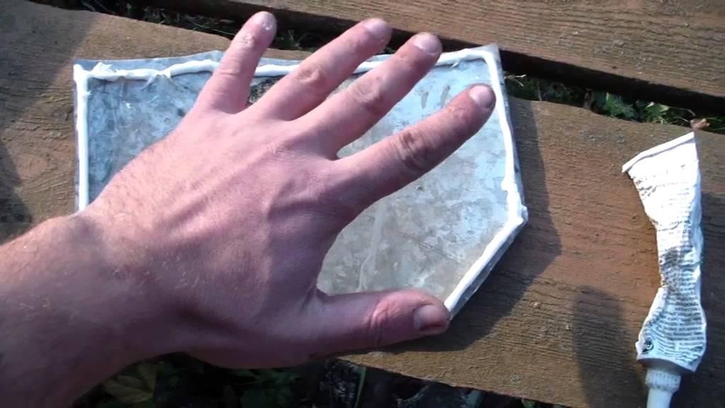 Как заделать дыры в днище без сварки.Быстро.Надежн