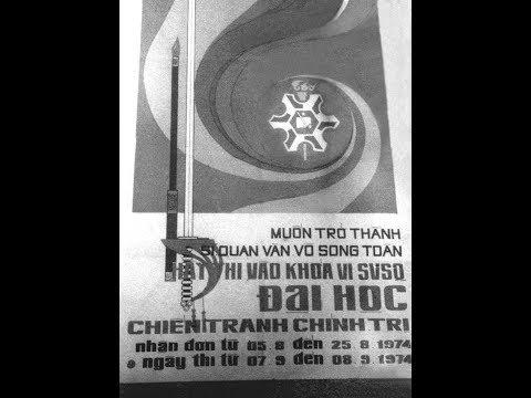 Hành Trình Người SVSQ CTCT Đà Lạt