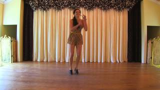 Siobhan Cook, Dance Demo Reel 1