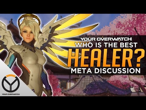 Overwatch: Who Is The Best Healer NOW!? - Meta Discussion