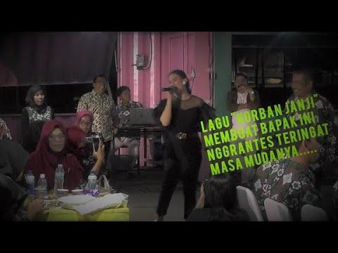 KORBAN JANJI  - Live COVER By DYAH NOVIA  @Kempalan Ageng Kejogja KALSEL (Banjarmasin, 1/2/2020)
