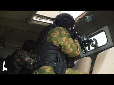 Турнир по стрельбе памяти сотрудников и военнослужащих подразделений специального назначения. Тула