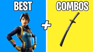 *NEW* BOLT SKIN COMBOS - Fortnite Battle Royale