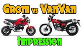 41 Hp Honda Grom VS 450 Swapped Kawasaki Z-125 - YouTube