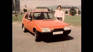 Auto-moto revue 1988 - Škoda Favorit