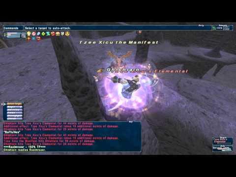 FFXI - Manifest Destiny (WoTG Windurst Quest 12) - WHM Solo