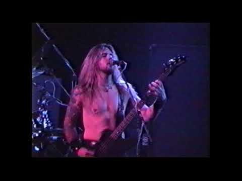 MORBID ANGEL - LIVE IN BRADFORD 7/12/91 (FULL SHOW)