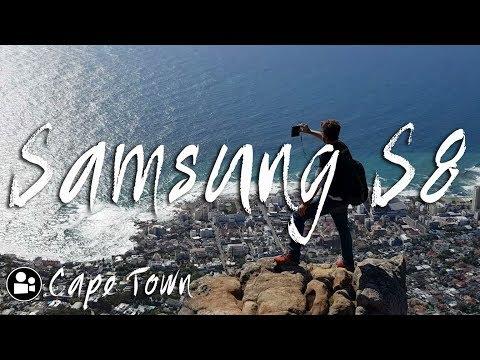 Samsung Galaxy S8 Lion's Head Hike | Cape Town Travel Videos