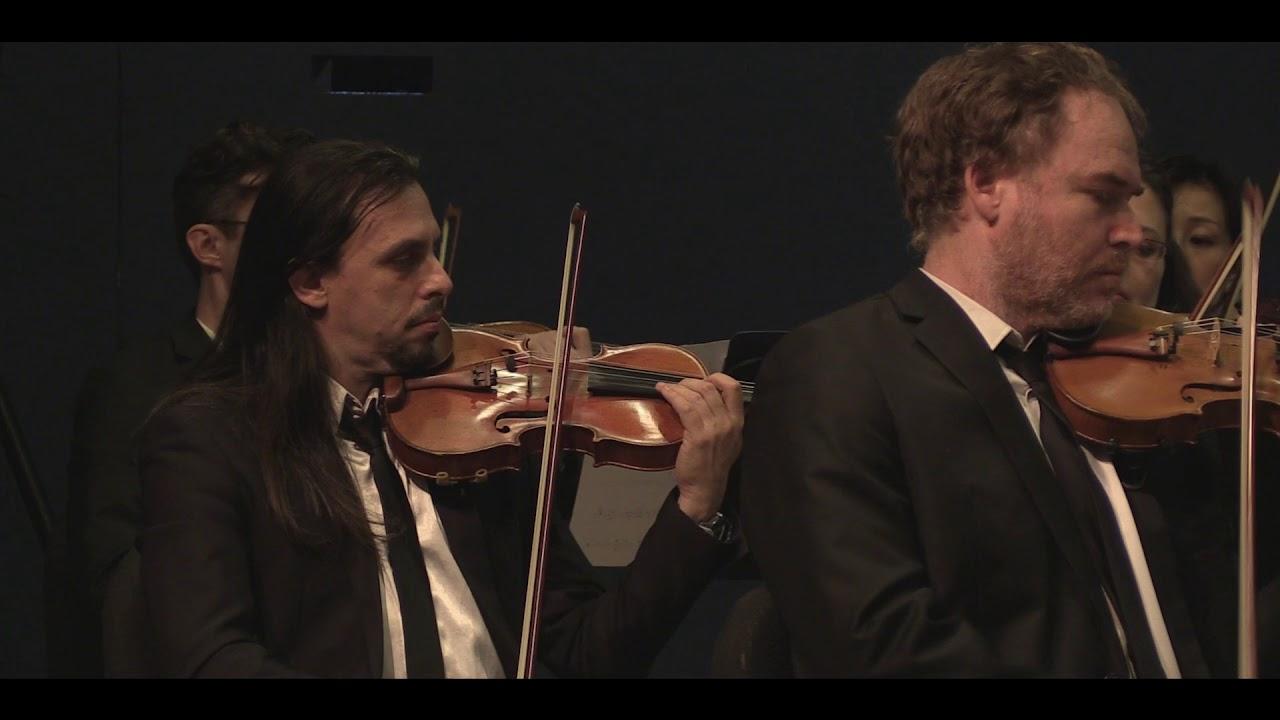 The Netanya Kibbutz Chamber Orchestra Shmuel Elbaz Shemesh in Givon Dom