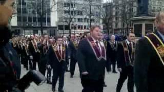 Apprentice Boys of Derry Remembrance Parade, Belfast - Part 1