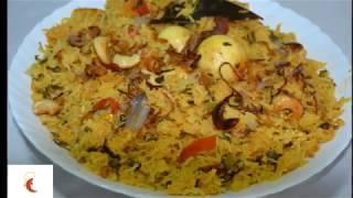 Egg Biryani Recipe !!! How to make Restaurant style Egg Biriyani !!!