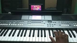 Rowdy baby Song| KeyboardCover | Maari 2 | Dhanush | YuvanShankarRaja | Dazzling Melodies |