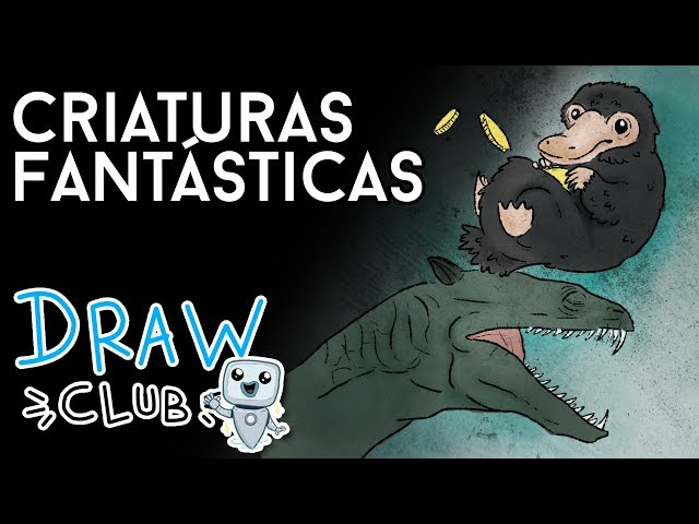 Las criaturas MÁS PELIGROSAS de HARRY POTTER - Draw Club