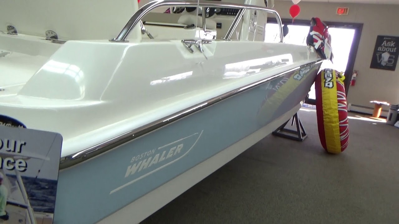 Boston Whaler Hull Colors Clemons Boats Youtube
