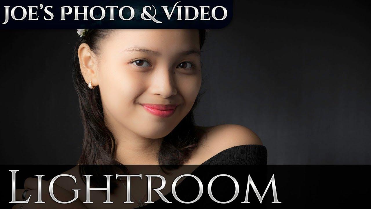 Rembrandt Portrait Lighting Photo Retouching   Lightroom 6 u0026 CC Tutorial  sc 1 st  YouTube & Rembrandt Portrait Lighting Photo Retouching   Lightroom 6 u0026 CC ... azcodes.com