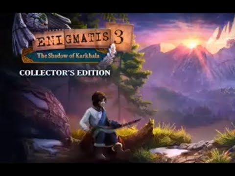 [Part 1] Enigmatis 3: The Shadow of Karkhala (Gameplay)  