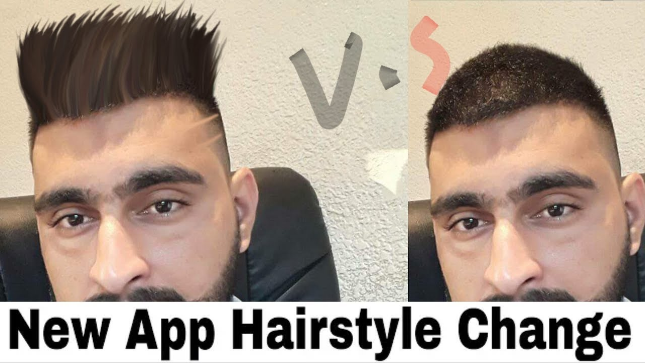 Best Professional Hair Style Change App For Android Phone Download - Hairstyle change app download