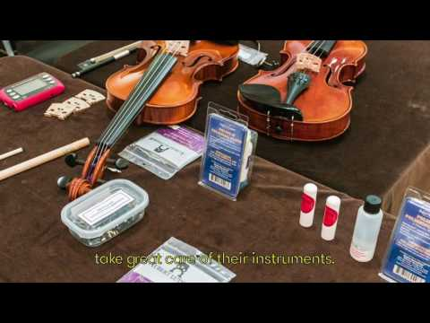 Capital 95.8FM Interview: Gramercy Music's Luthier, Wang Yi (Sean)