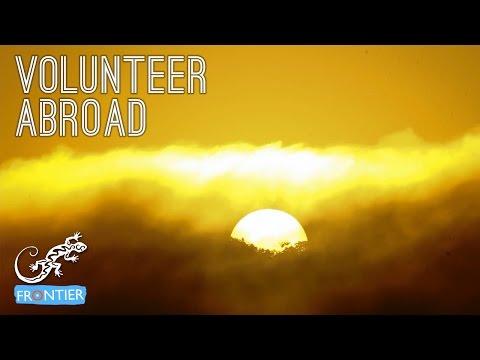 Volunteer with Frontier