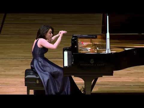 Ching-Yun Hu performs Études-Tableaux Op. 39, No. 6.