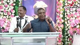 Mess Chengula atikisa kwenye kongamano la Shilo -  Rev  Lucy Natasha acheza
