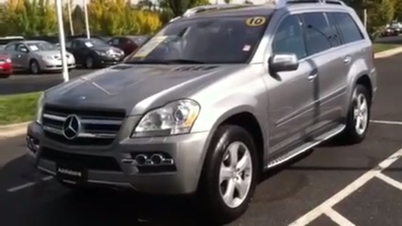 2010 mercedes benz gl450 4matic start up in depth tour and review