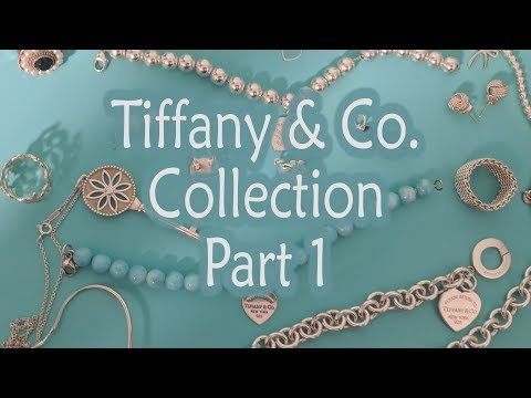 Tiffany & Co. Collection Part 1: Sterling Silver