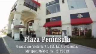 Plaza Península. Metepec. videodirectorios