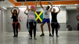 Olatunji- Bam Bam Salsa Riddim(Soca) | Mika Sanrio Choreography
