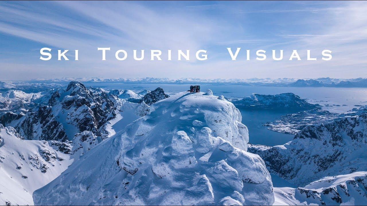 Ski Touring Visuals 2019 - 4K