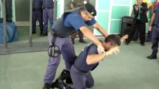 GMMc: Defesa Pessoal com arma de fogo