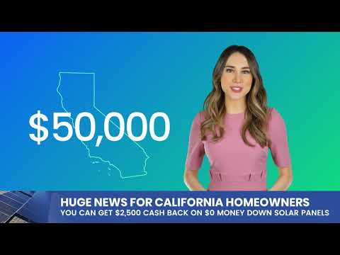 $2,500 Solar Stimulus