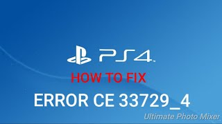 How To Fix PS4 Error NP-34993-8 - Travel Online