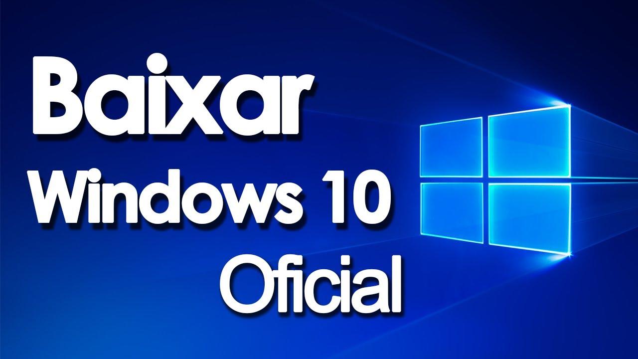 Download Windows 10 Original 32 bit and 64 bit - TutorialTec