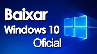 Baixar Windows 10 Original 32 bits e 64 bits - TutorialTec
