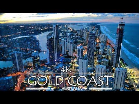 GOLD COAST AUSTRALIA DRONE VIEW | 2020