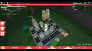 zuca544 the richest man in roblox City Skyline