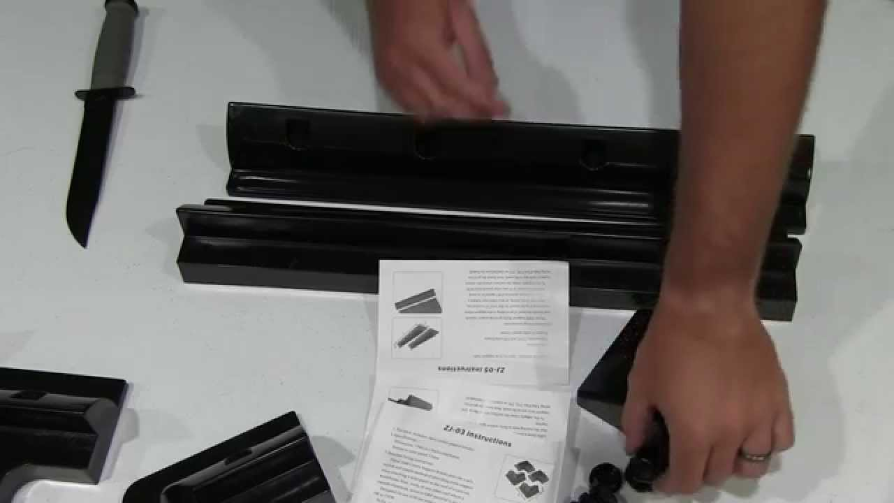 Instapark ZJ-35 Universal Drill-free Solar Panel Rooftop Mount Unboxing