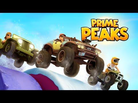 Prime Peaks – 3D Hill Racing