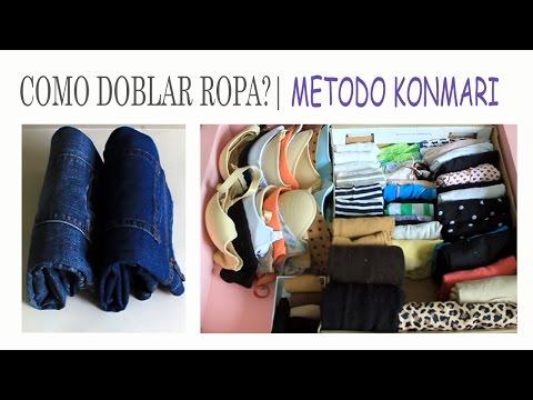 La magia del orden seg n marie kondo nueva temporada h - Metodo konmari ropa ...