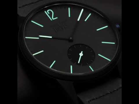 Davis Montres Design Lumineuses Super Luminova Luminescentes