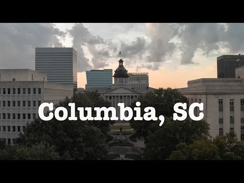 Soda City From Above | Columbia, SC | Aerial Drone Footage