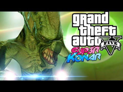 GTA 5 online - Best of funny moments #31 (Mondes Parallèles, mods wtf)